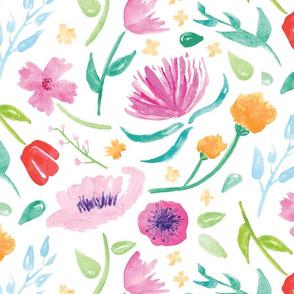 Flouncy Floral