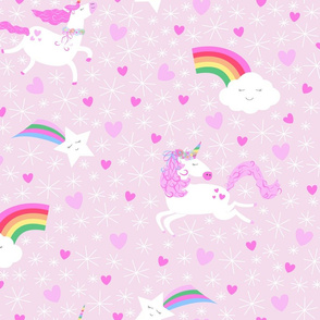 Unicorns and Magic