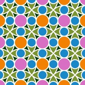 05492527 : R4 circle mix : brightly spotted