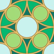 R4X circle mix : contemplation circles