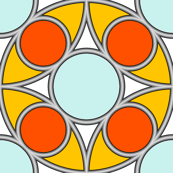 R4X circle mix : roundels
