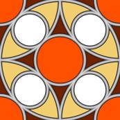 R4X circle mix : pumpkin