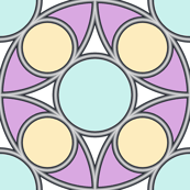 R4X circle mix : celestial spheres