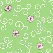Rjapanese_garden_cherry_blossom_and_swirls_green_150_hazel_fisher_creations_shop_thumb