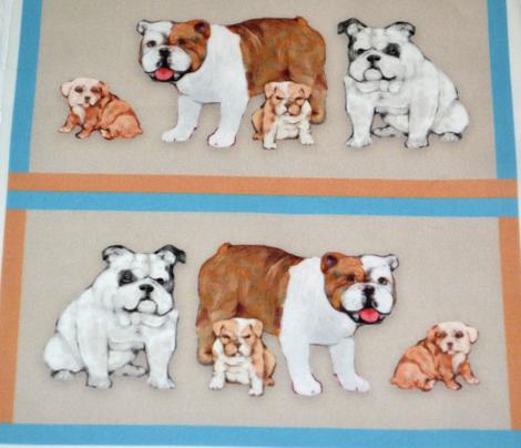 Bulldog Family