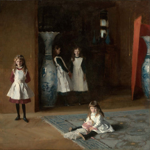 The Daughters of Edward Darley Boit - J S Sargent (1882)