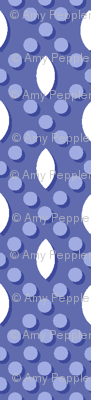 Vivianne* (Shadow) || beads beaded coin purse vintage souvenir polka dots diamonds geometric