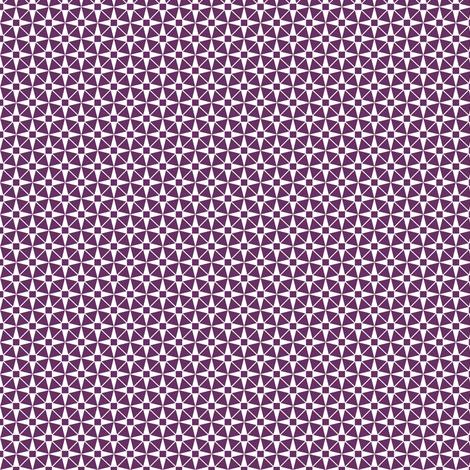 Wheelock* (Flash) || star starburst cross geometric atomic diamonds fabric by pennycandy on Spoonflower - custom fabric