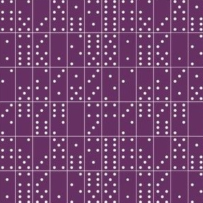 Domino Universe* (Flash) || dominoes game geometric polka dots