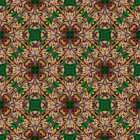 sewing susan coordinate IV fabric by janbalaya on Spoonflower - custom fabric