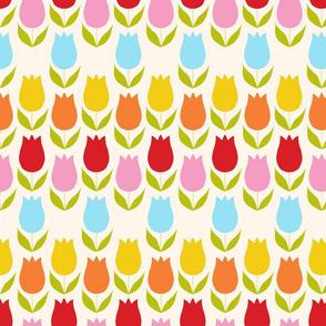 Spring Flowers 2017 Palette