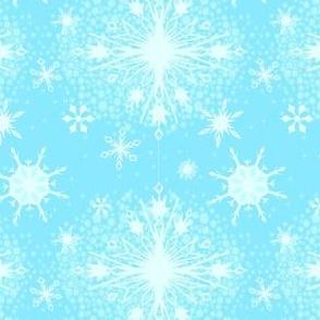 Elsa Snowflakes