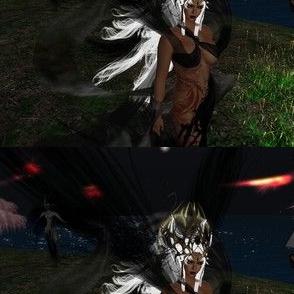 Dark Pixie Queen