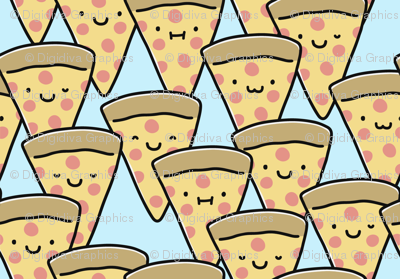 Pizza Party Time!