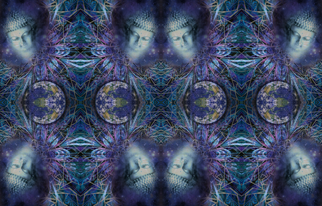 Ethereal fabric by citivacreationz on Spoonflower - custom fabric