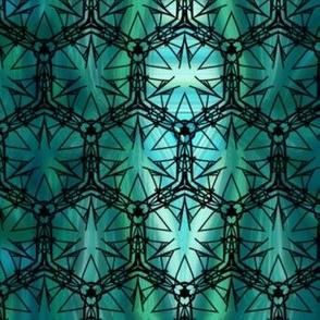 Aqueous Honeycomb