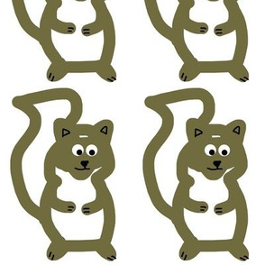 Scared Squirrel (centered)