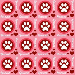 Paw Power Pink