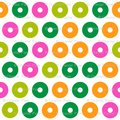 Green/Pink/Orange Zeros