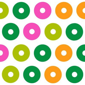 Green/Pink/Orange Zeros