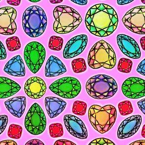 Gems_Pattern