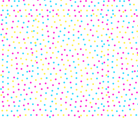Tropical Dots fabric by julia_diane on Spoonflower - custom fabric