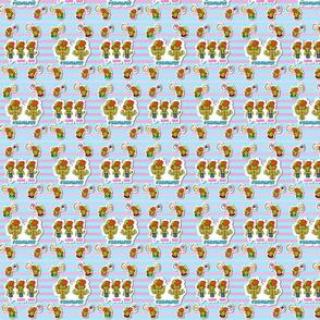GiggleBug ASL Fabric