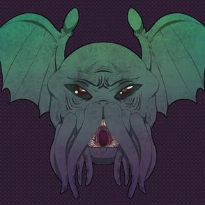 Cthulhu leech, pox purple