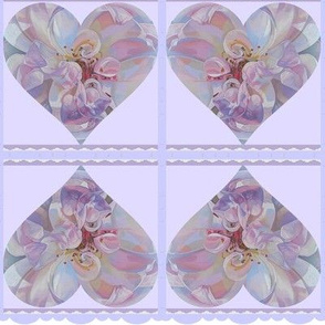 Hearts Floral