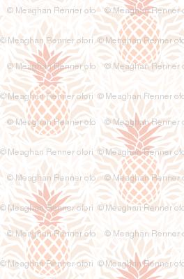 modern_pineapple_damask_peach