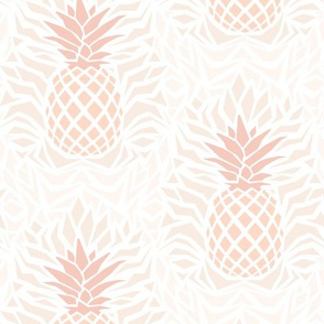 modern_pineapple_damask_peach