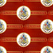 railway emblem 1 - potter's world