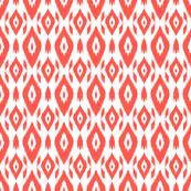 Cute ikat pattern