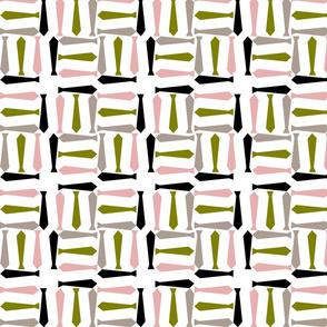 Ties Pattern