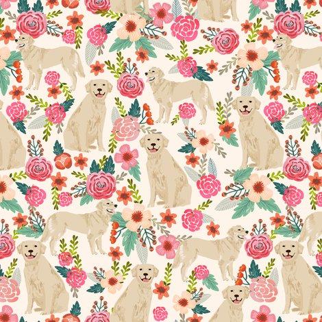 Rgolden_retriever_florals_cream_tile_shop_preview