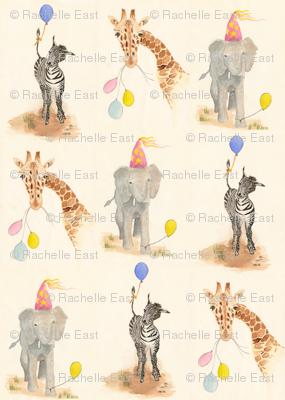 Nursery Safari