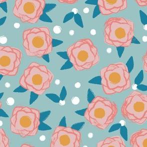 Flower POP blues