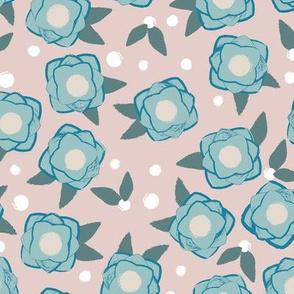Flower POP pink