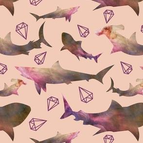 Space Sharks & Diamonds