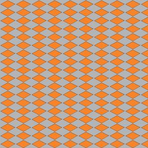 Diamonds - Orange