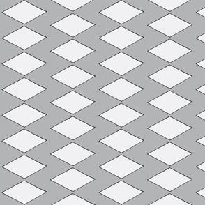 Diamonds - white