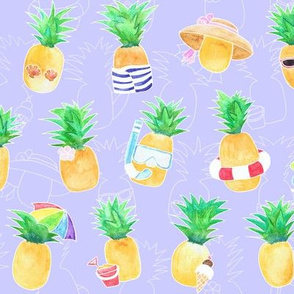 Summer Pineapples