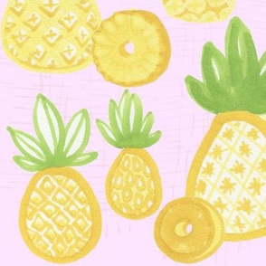 Pineapple Parade