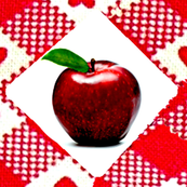 One Big Red Apple