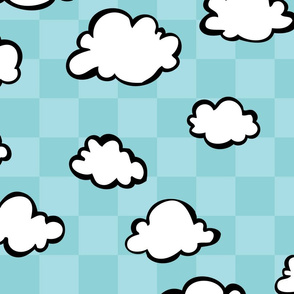 Checkerboard Clouds