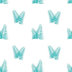 fern blue