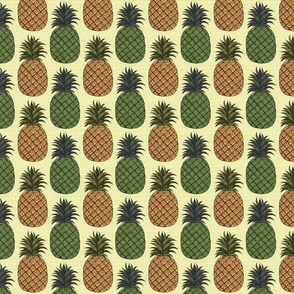 pineapple_pair_linen_4x4