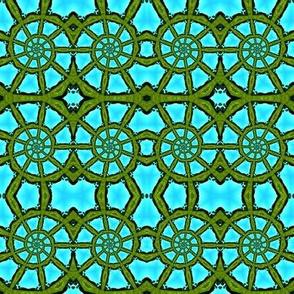 Green Jelly Swirls