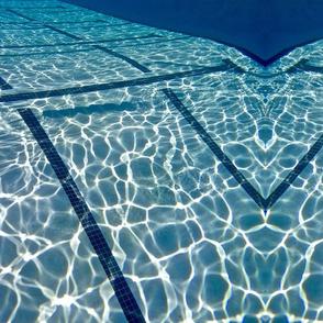 Underwater Pool Diamond