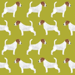 jack russell dog terrier cute jack russells fabric print jack russell owners fabric